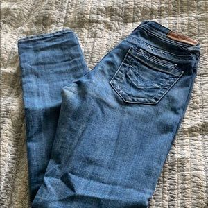 VIGOSS Fit/Skinny torn jeans. Size 27
